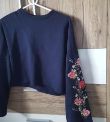 Crop majica H&M m velicina