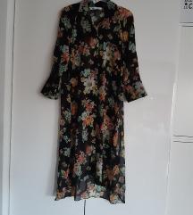 ZARA haljina/košulja