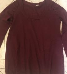 REZ %Plus size La Redoute pulover s moherom