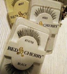Red cherry umjetne trepavice