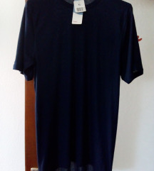 Tanka nova tamno plava majica