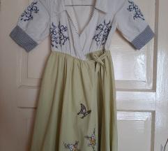 Odd Molly haljina na preklop 34