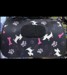 Prijenosna torba za pse
