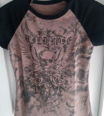 Wild rose majica