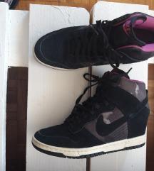 Nike dunk sky tenisice na punu petu