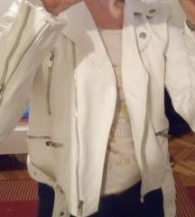 NOVA * Noemi Kent bijela kožna jakna *