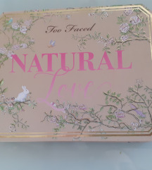 *POPUST*.    Too Faced Natural Love paleta