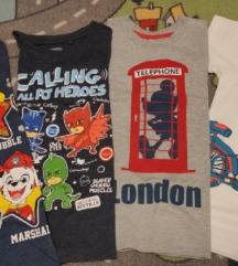 Majice kratki rukav 116