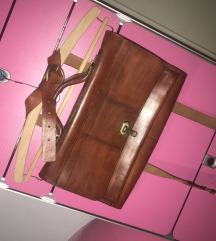 Kožna vintage torba/aktovka AKCIJa!! 100kn s pt