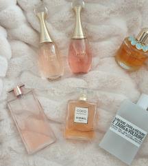 ♥ Parfemi iz vlastite kolekcije ♥