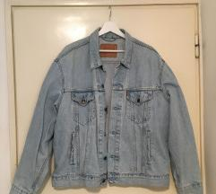 Muška jeans Levis jakna