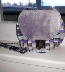 Plisana torbica 100kn