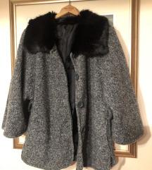 Siva jakna/pulover