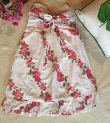 Slatka lagana ljetna haljinica, vel.S/M