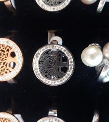 Žensko prstenje od nehrđajućeg čelika