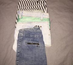 2+1 hlačice