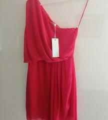 haljina na jedno rame 34 36 NOVO