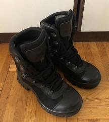 Haix crne vojničke čizme