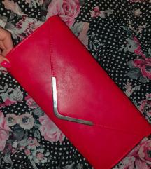 Crvena pismo torba