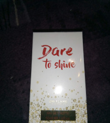 Dare to shine toaletna voda