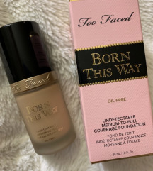 *mojaslika* Too faced - Born this way