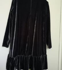 Haljina od pliša SNIŽENO (190kn do kraja tjedna)