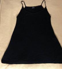 Bershka basic mala crna haljinica