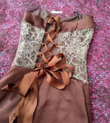Svečana dizajnerska haljina /Nova