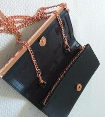 Ted Baker Natalie Leather Matinee Purse With Chain