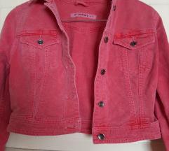 Amadeus crvena traper jakna 40