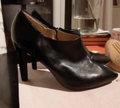 Geox crne cipele gležnjače novo