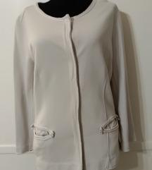 BENETON pamučna jaknica S