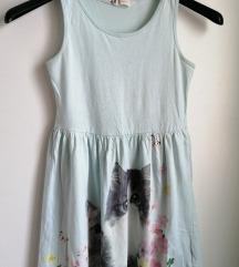 🐘 H&M pamučna haljina 8-10 🐘