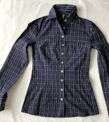 Benetton karirana košulja