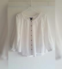 H&M bluza (100% pamuk, gaza), kao nova REZ