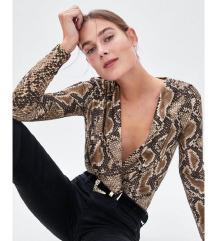 Zara snake body NOVO L