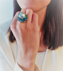 Tiffany prsten Blue Sky