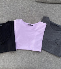 Zara majice (lot)