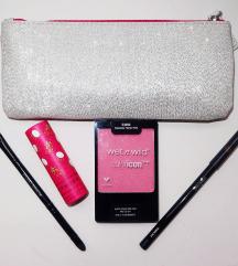Lot kozmetike + torbica - NOVO