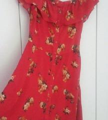 Zara cvjetna haljinica *novo*