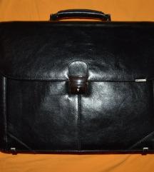 Valentini aktovka torba za laptop NOVO koža