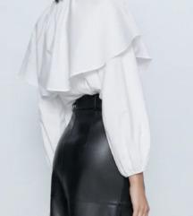 Zara bluza sa volanima Novo