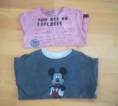 Dvije Zara majice