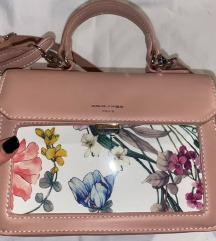 Ružičasta - nude David Jones torbica