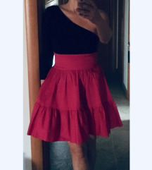 Pink suknja