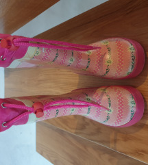 Gumene čizme za djevojčice
