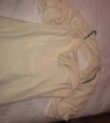 Duga bijela haljina sa pt🎈🎈🎈