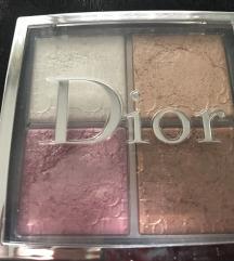 Dior backstage paleta highlightera