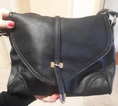 Crna casual torba