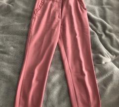 Zara roze hlace od odijela
